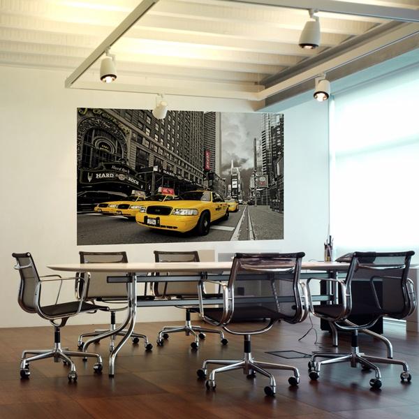 fotomural decoración oficina despachos