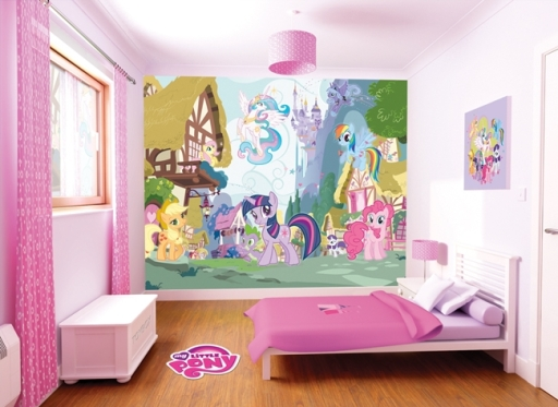 Fotomural Infantil My Little Pony