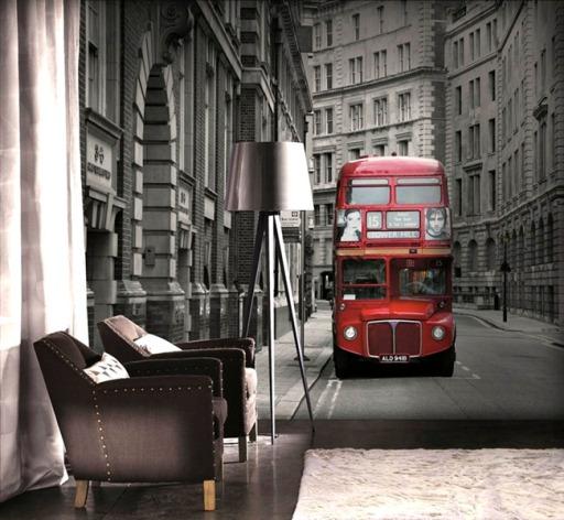 Fotomural Londres