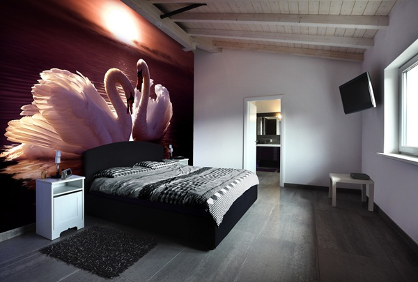Murales pared fotomurales dc for Papel pintado murales decorativos