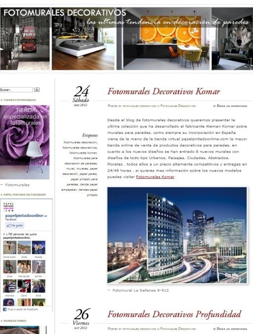 Fotomurales Decorativos