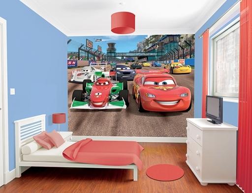 Fotomurales Infantiles de Cars