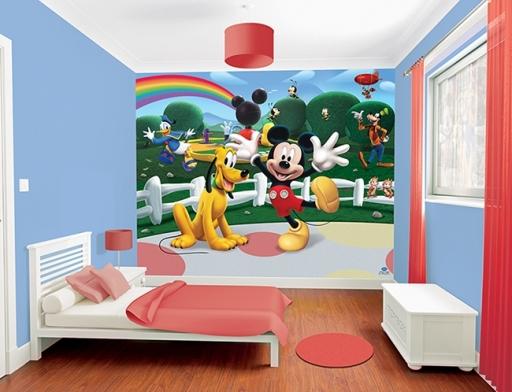 papeles pintados - murales infantiles