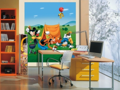 Fotomural Barato Mickey Mouse