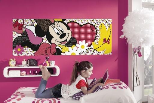 Fotomural Barato Minnie Mouse, por solo 27,24 €