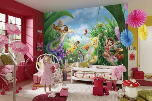 Fotomural Campanilla Disney