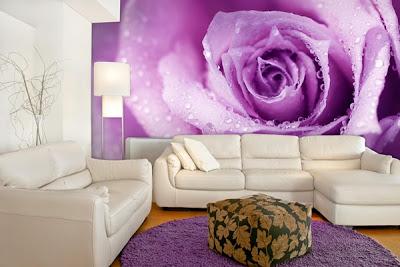 fotomurales baratos florales