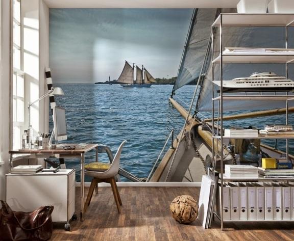 Fotomural 8-526 Sailing - Oferta 73,79 €