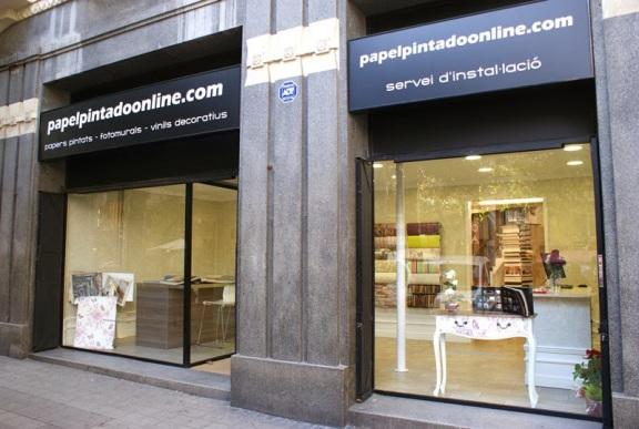 Fotomurales barcelona fotomurales baratos for Fotomurales economicos