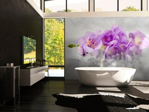 Fotomural FT1440 Flores 3 Dimensiones