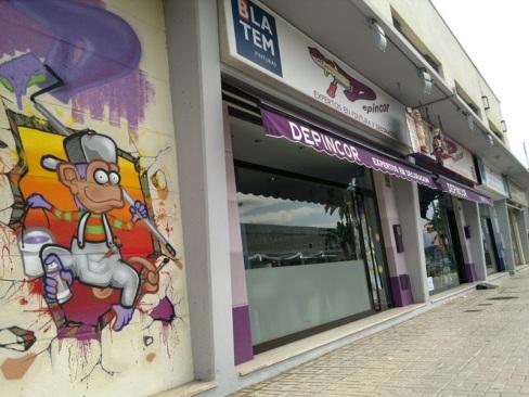 Tienda de Fotomurales Baratos en Málaga