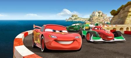 Fotomural FTDH0640 Cars de Disney