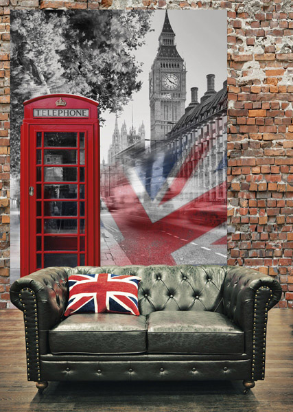 Fotomural Londres - sale a 45,21 €